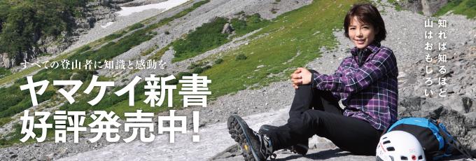 山と溪谷社_ヤマケイ新書