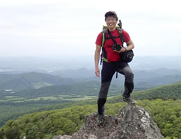 高原山剣ヶ峰