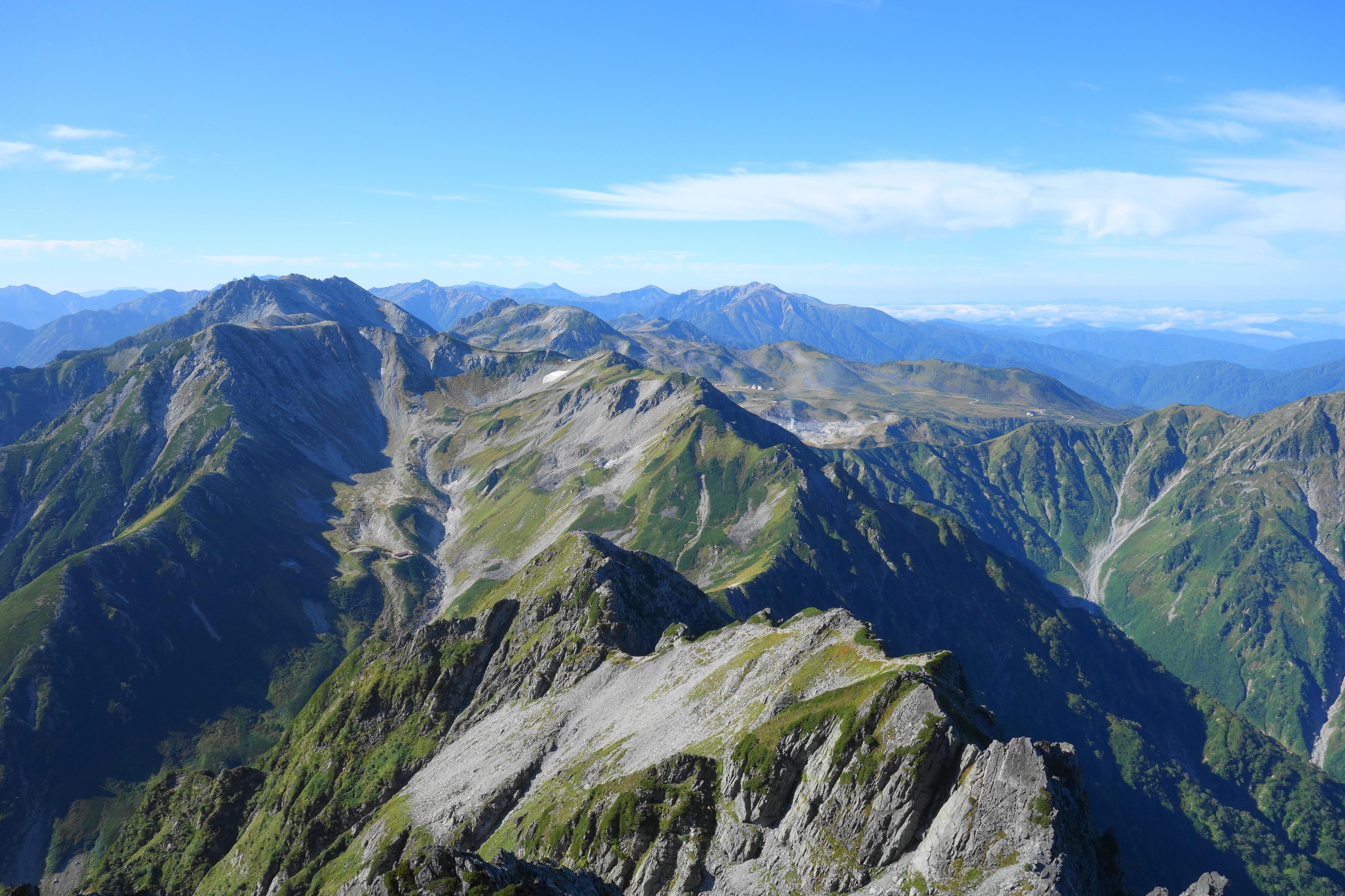 DSC01374剱岳山頂から室堂.JPG